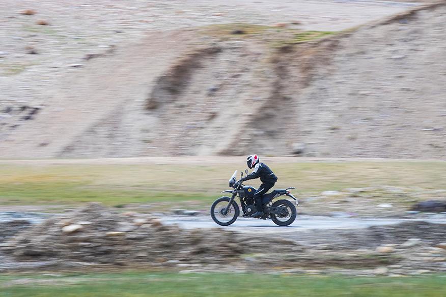 Bs4 Himalayan Test Ride